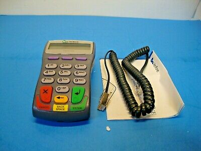 Lot of 4 VeriFone PINpad 1000se Payment Terminal NEW - P003-180-02-USA