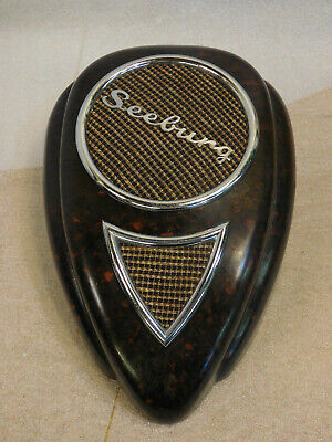 SEEBURG Teardrop Remote Speaker Wallbox Jukebox Made USA RSI-8 S/N 42862