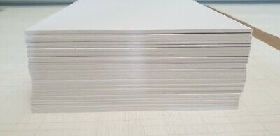 """30 x Professional Picture Framing Mat Board Backing for 8"""" x 10"""""""