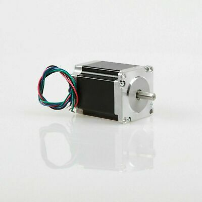 【EU SHIP】 NEMA23 Stepper Motor 4A 1.9N.M 76mm 4-leads Flat Shaft CNC machine