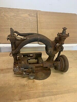 Antique Sewing Machine Wilcox And Gibb