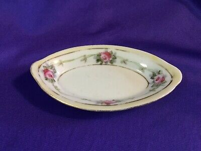 Vintage Hand Painted  NIPPON SALT DIP Open Cellar