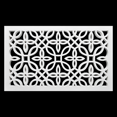 Plaster Air Vent Cover Grill for individual assembly P60//p60 250mmx150mm