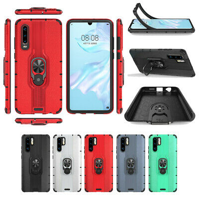 Non-slip Stand Heavy Duty Hybrid Shockproof Hard Cases Cover for Huawei P30 Pro
