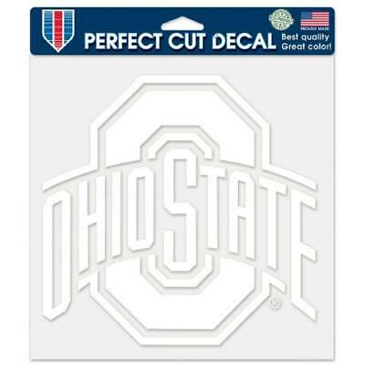 FANMATS ProMark NCAA Ohio State Buckeyes Decal Set Mini One Size 12 Pack Team Color