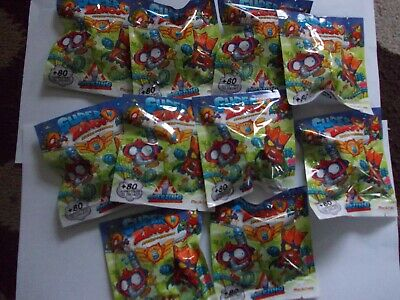 SuperZings New Series 5 Rivals of Kaboom 10 Packets ONLY £8.25   & FREE POSTAGE