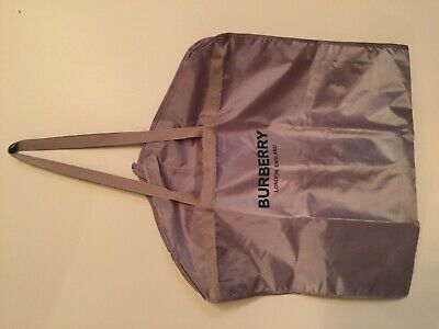 Authentic New Burberry Garment/Travel dust bag Sz 40/24