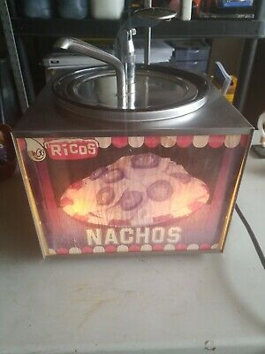 Helmco-lacy Topping Warmer By STAR Nacho Cheese,  Dispenser