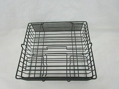 Ronco Showtime Rotisserie BBQ Wire Basket 8.5 x 7.75 x 2.5 Replacement