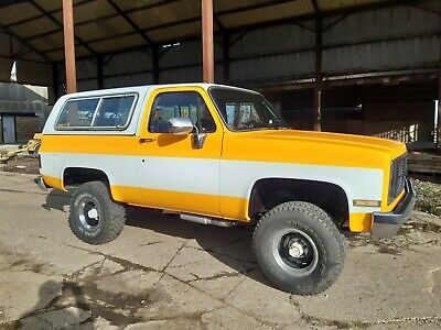 PRICE DROP! 1985 Gmc jimmy chevy blazer k5 v8 auto 4x4