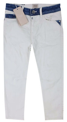 NEW Emporio Armani Junior RRP £145 AGE 4 YEARS Kids Boys White Jeans Pants A719