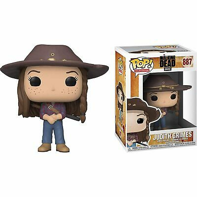 The Walking Dead #887 - Judith Grimes - Funko Pop! Television (Brand New)