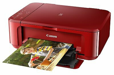 New Canon PIXMA HOME MG3660 Red