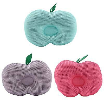 Memory Foam Baby Pillows Breathable Baby Shaping Pillows to Prevent Flat He B2U1