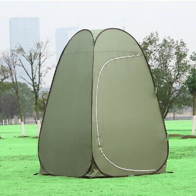 Pop up Dressing Changing Tent Shower Room for Camping Outdoor Toilet Dressing
