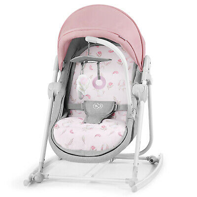 Kinderkraft Baby Bouncer MILYFUN Infant Rocker Electric Swinger Vibration
