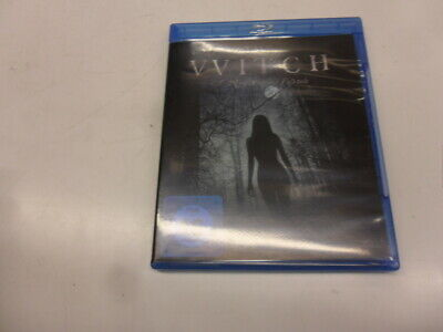 Blu-Ray     The Witch