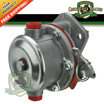 3637287M91 NEW Ford Tractor Fuel Lift Pump 3000, 5000, 7000, 5600, 6600, 6700+