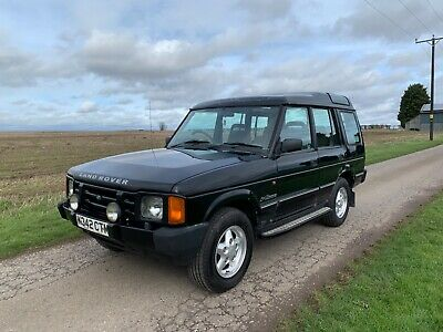 1993 Land Rover Discovery series I 3.5 V8i manual 70,282miles ***SOLD***