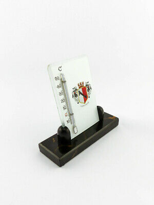 No Name Tisch Thermometer art deco