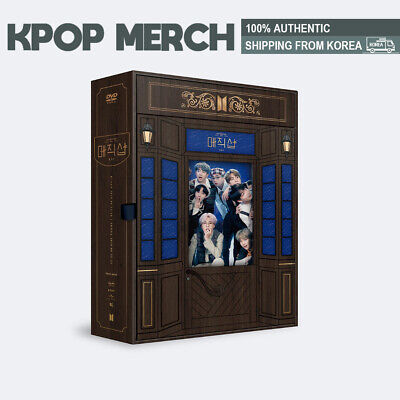 [Pre-order] 2019 BTS 5th Muster Magic Shop (Incl. One Random Acrylic Photocard)