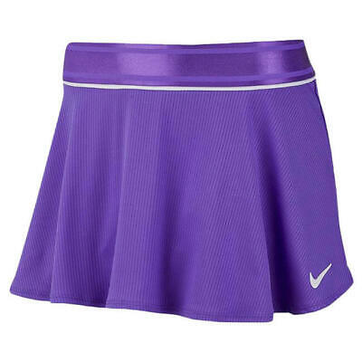Nike Court Girls skirt with lining shorts - girls S (age 8-10) psychic purple