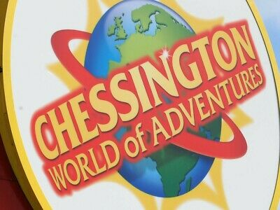 Chessington Ticket(s) Valid for use on SUNDAY 5th April - 05.04.2020 #HOLIDAYS