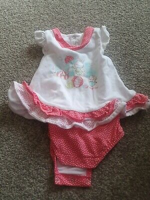 Baby Girls Traditional Spanish Romany Designer Suit Mayoral 2-4 Months