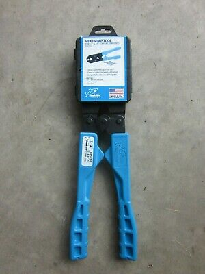 SharkBite 1/2 to 3/4-in PEX crimp tool
