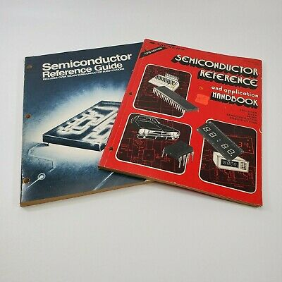 Archer Semiconductor Reference Guide and Application 1978 1984 Radio Shack Retro