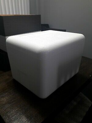 Styrofoam Cooler 17x13x13 Shipping Container