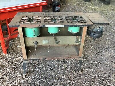 RARE Antique 1920-30's NESCO DELUXE KEROSENE STOVE Pick Up Only