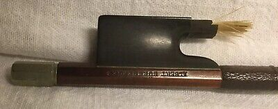 Vintage Albert Nurnberger German Violin Bow
