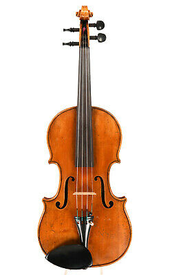 Fine French soloist violin by Joseph-Laurent Mast, 1823           (old, antique)