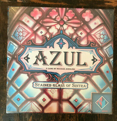 Azul Board Game Plan B Games Tile Drafting Ages 8+ NEW and SEALED