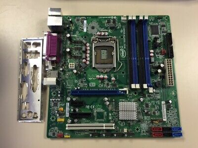 INTEL DQ67OW SOCKET 1155 DDR3 MOTHERBOARD -  INCLUDES i3 2120T CPU