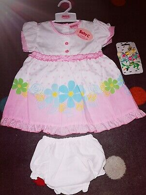 New Baby Girls Age 18-24 Months Party Dress Spanish Romany Style Princess cute