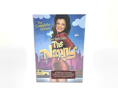 The Nanny The Complete Series DVD 2015 19 Disc Set
