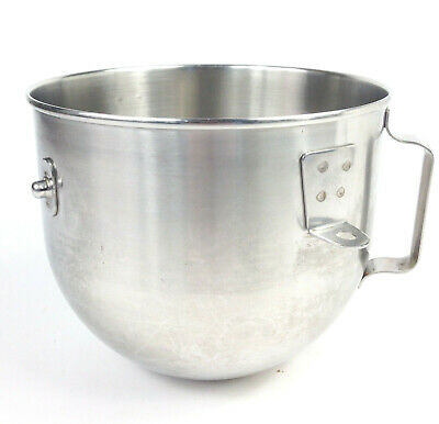 Hobart K5-A N50 Stainless Steel 5 Qt Mixing Bowl Kitchenaid Commercial Mixer