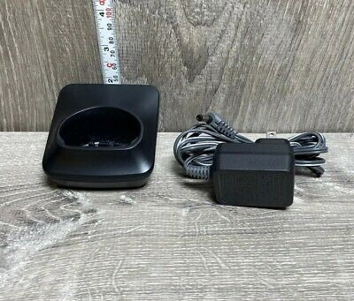 PANASONIC PNLC1029 YA Charging base Cradle w// PNLV226 Charger-Black-Tested