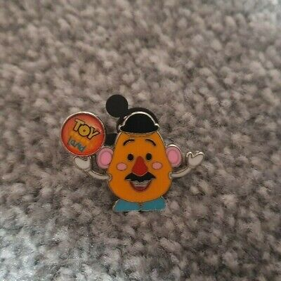 Toy Story Land Booster - Mr. Potato Head - Disney Trading Pin (P&P Combined)
