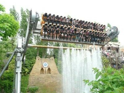 6 X Chessington  Tickets For Wednesday 1St July 2020 Buy Now £23