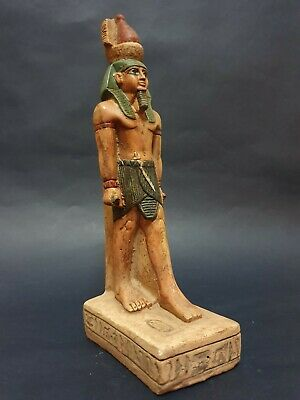 Rare Ancient Egyptian Antiques Ramses II Statue Figure Egypt Stone 1279-1213 BC
