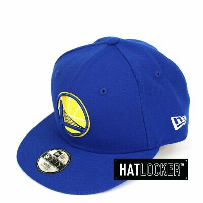 New Era - Golden State Warriors Team Hit Youth Snapback