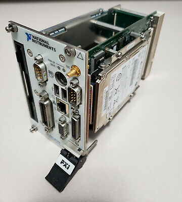 NI National Instruments PXI-8176 Embedded Controller, Pentium 3, 1.26GHz, 512MB