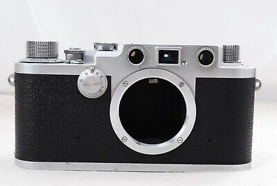 nicca type-IIIf 3f 3-f III-f Rangefinder Camera Body leica screw mount