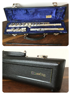 Flute - Buffet Crampon Paris - Cooper Scale - 228 - Cased - Made In England