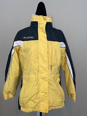 COLUMBIA POWDER PILLOW Hybrid Puffer Jacket HARBOR BLUE