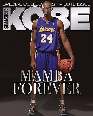 SLAM PRESENTS Special Collector's TRIBUTE Issue-KOBE BRYANT-FOREVER MAMBA