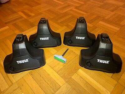 Thule Rapid System 754/480 Foot Pack - Non-Fixed Roof Rack Mounts